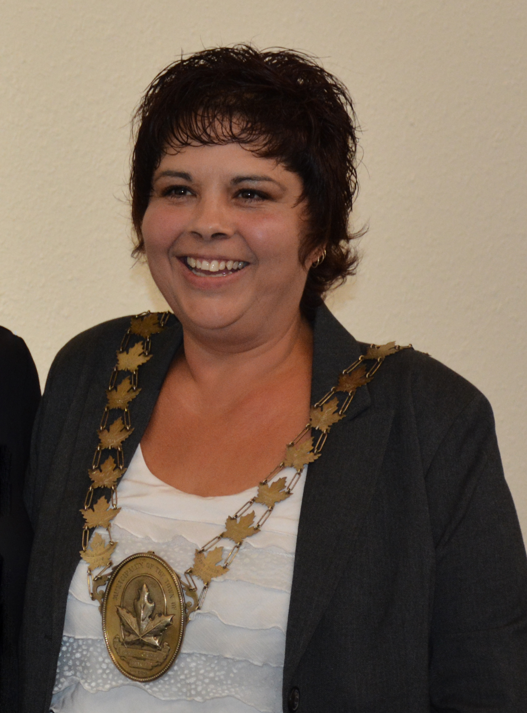 Mayor Michelle McKenzie